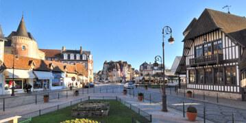 Agence Rent and Drop de Deauville / Pont-L'Évêque