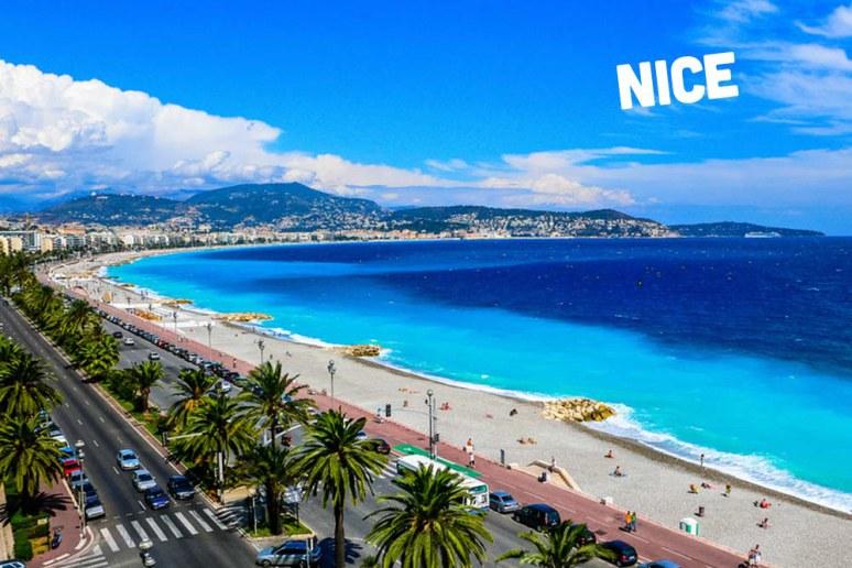Bordeaux-Nice