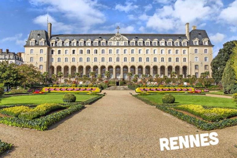 Bordeaux-Rennes