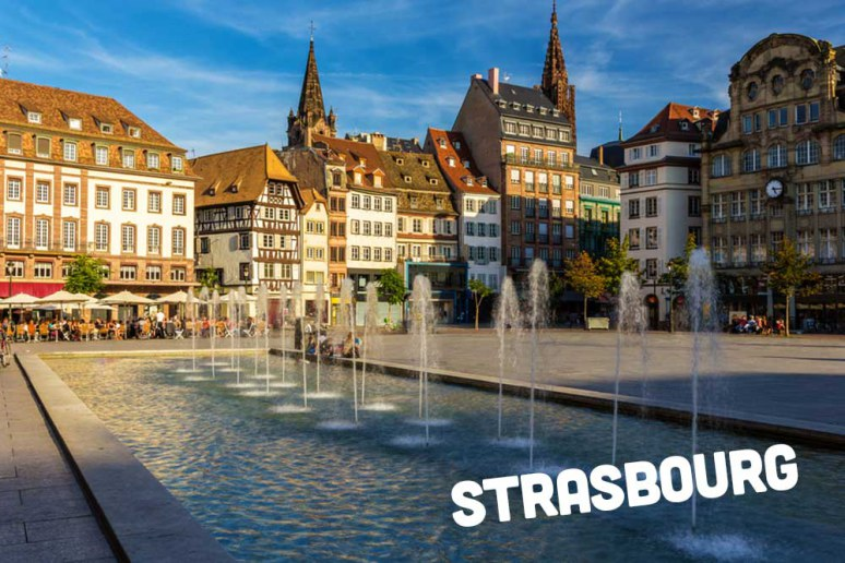 Bordeaux-Strasbourg